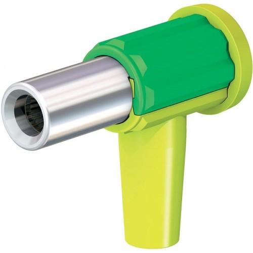PE connector 6mm (geschroefd)