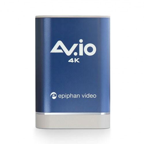 AV.io 4K HDMI frame grabber