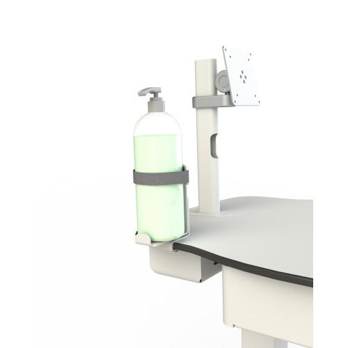 Vloeistof dispenser houder