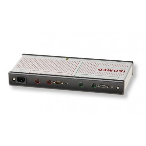 MED Video Isolator 2 channel S-video Y/C