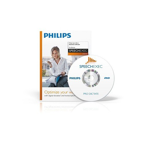 Philips SpeechExec Pro Dictate