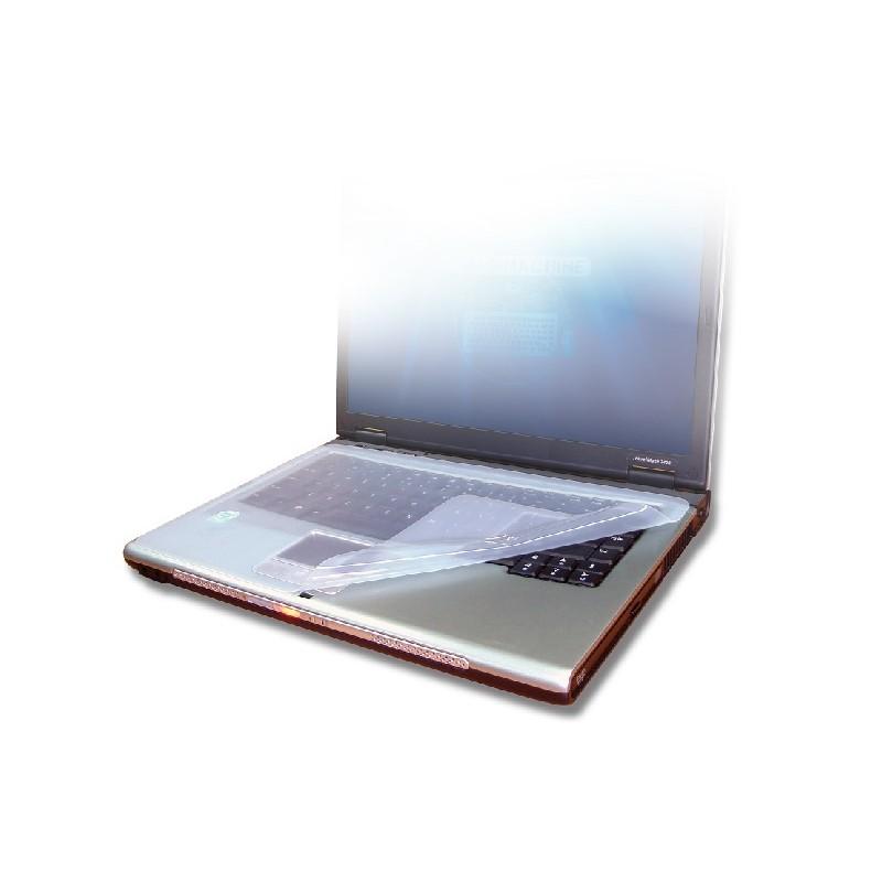 Drape laptop keyboard cover 17inch widescreen