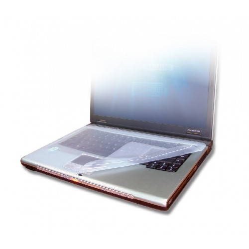 "Drape 15"" widescreen laptop keyboard cover (3 stuks)"