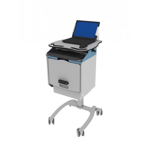LDC notebook medicijn cart