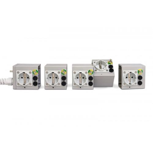 Baaske medical PDU MEDX ZPA modulair