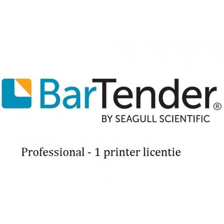 BT Pro - 1 printer licentie