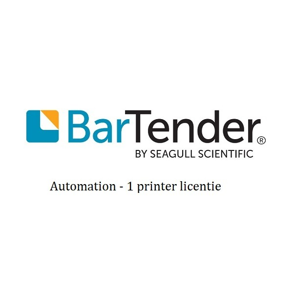 BT19 Automation printer licence