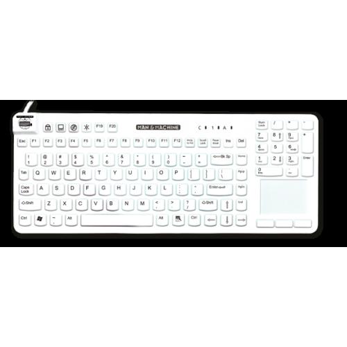 Man&Machine Really Cool Touch azerty toetsenbord
