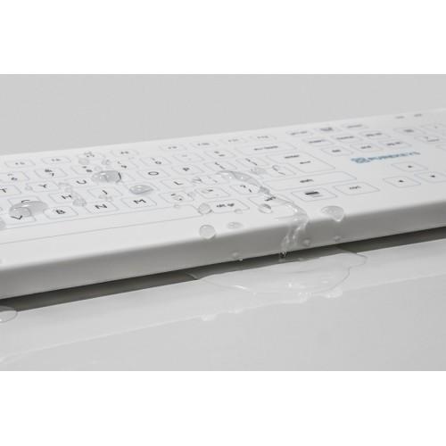 Compact FA wireless keyboard (Azerty)