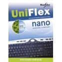 Keyboard Protector Baaske PC Uni Flex NANO