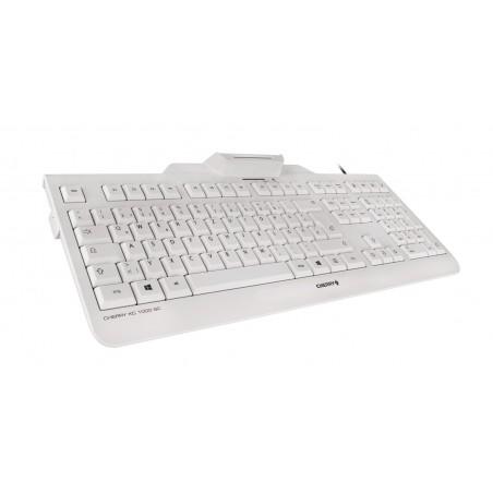 Belgisch USB toetsenbord met SmartCard reader