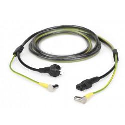 Medische stroomkabel incl. PE kabel (2,5M)