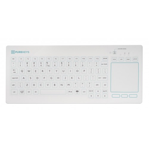 Purekeys keyboard Touchpad USB