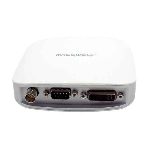 Magewell USB capture box HD/SD
