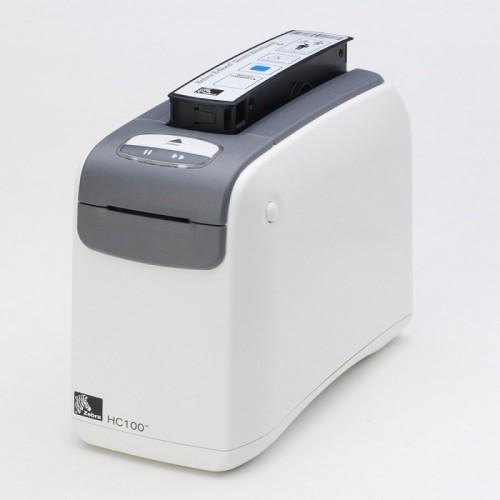 Zebra HC100 Dual-IF polsband printer