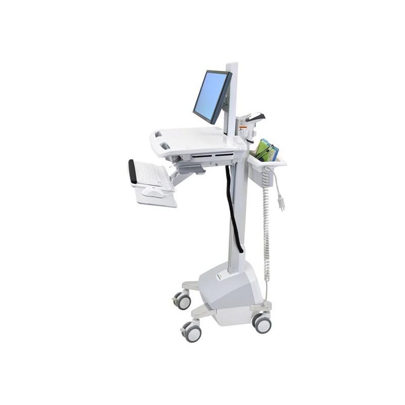 Ergotron StyleView® Cart LCD pivot, LiFe Powered