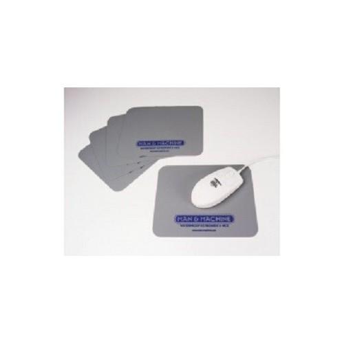 Man&Machine Mouse pad (set van 5)