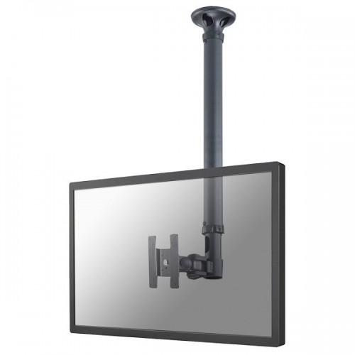 Flatscreen plafondsteun C100 zwart