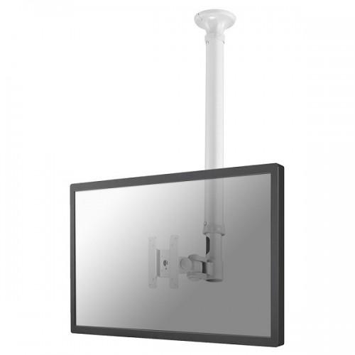 Flatscreen plafondsteun C100 wit
