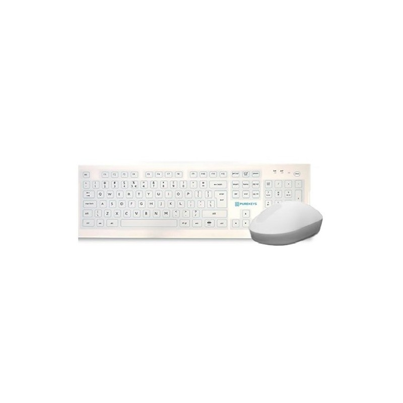 Purekeys wireless keyboard+mouse bundel