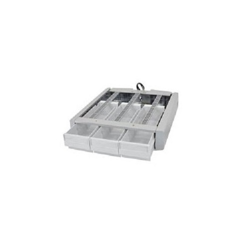 SV43/44 Supplemental Storage Drawer, Triple, Auto lock