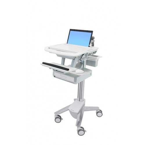 Ergotron StyleView® Laptop Cart, 1 drawer (1x1)