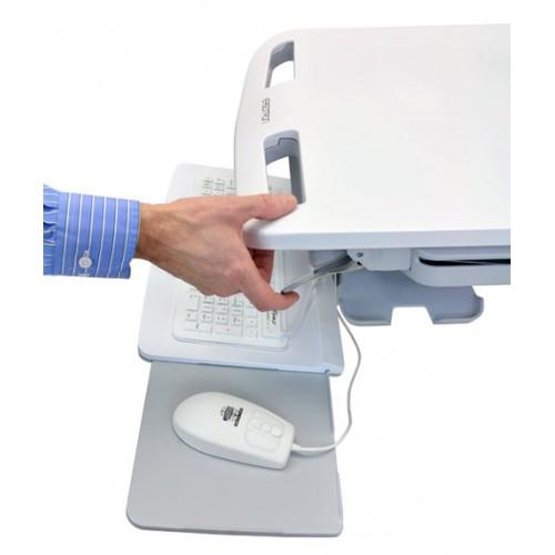 Ergotron StyleView® Laptop Cart, 1 drawer