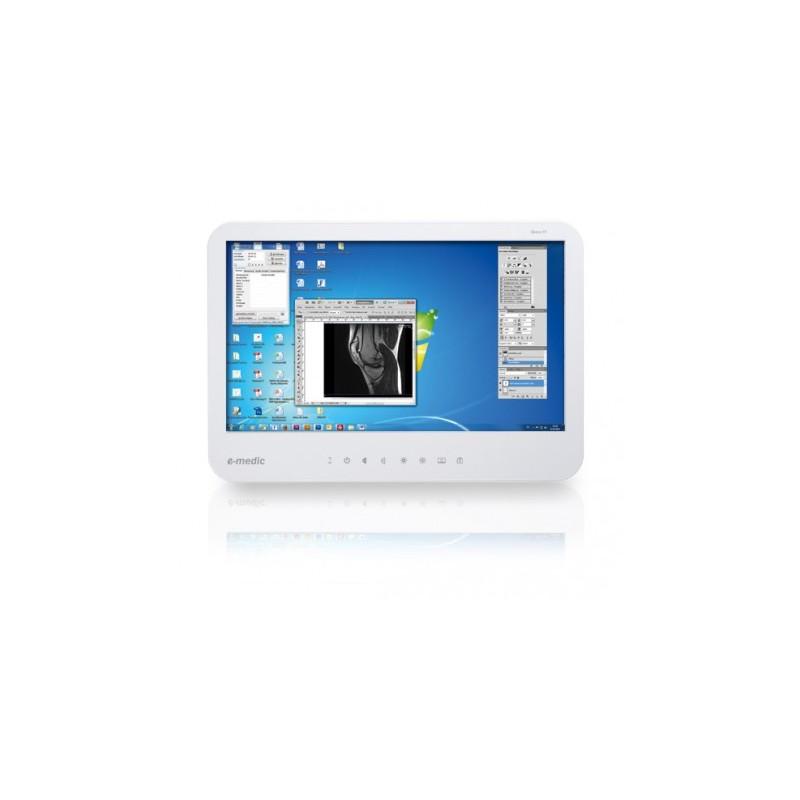 e-medic™ Silence TP 4 i5 24 inch medische panelPC