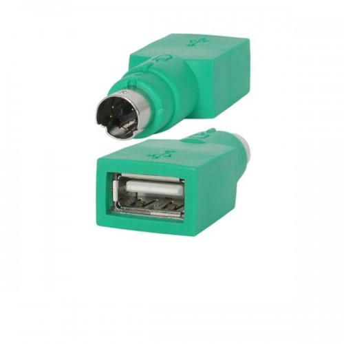 USB to PS/2 Adapter (F/M)
