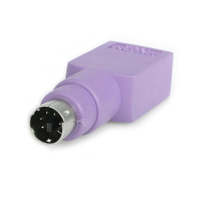 USB to PS/2 verloop (F/M)