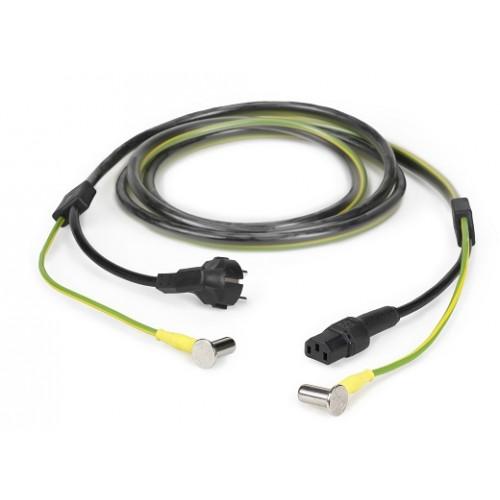 Medische stroomkabel incl. PE kabel (1M)
