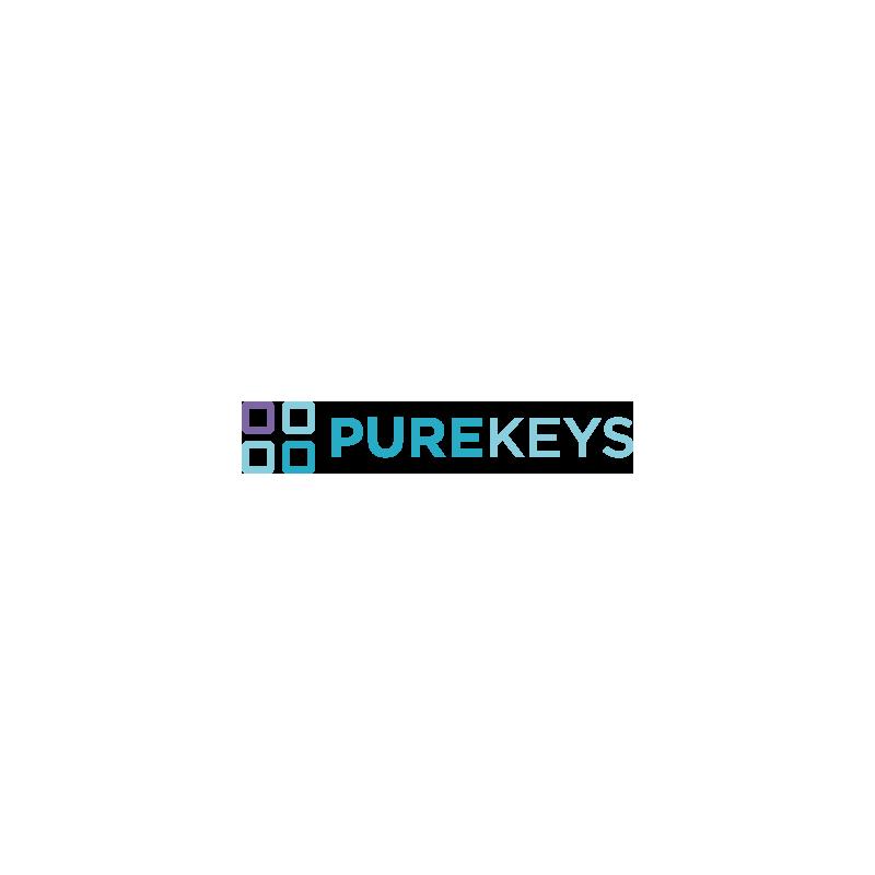 Purekeys Mouse Pad (2 stuks)
