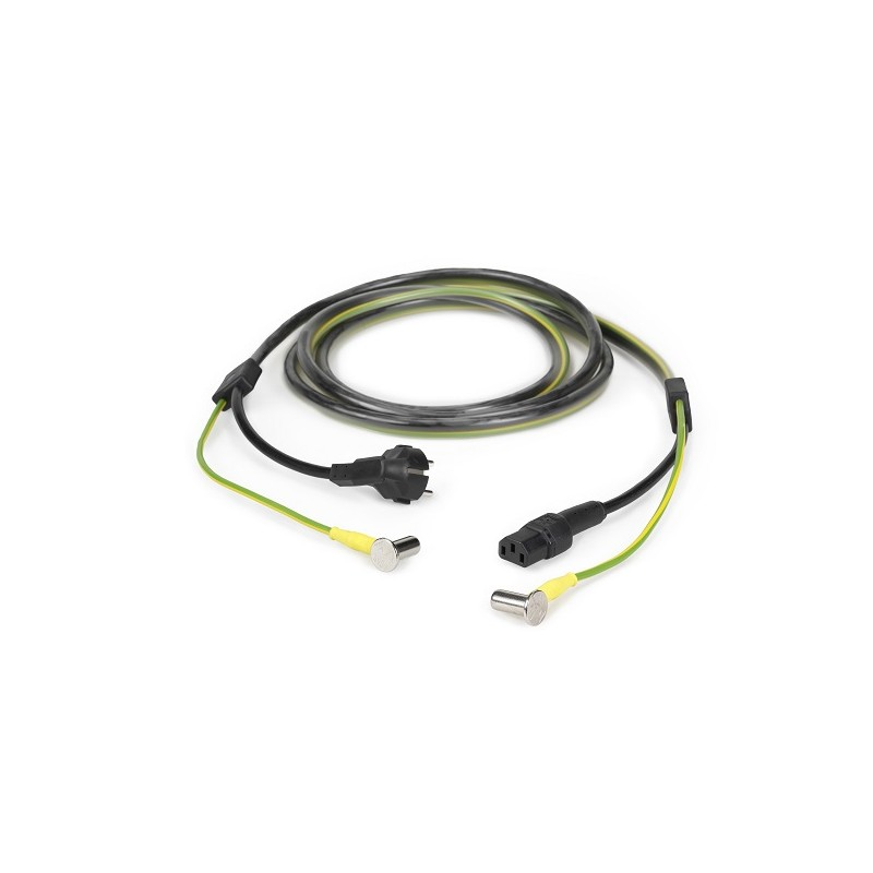 PE kabel incl. Medische stroomkabel
